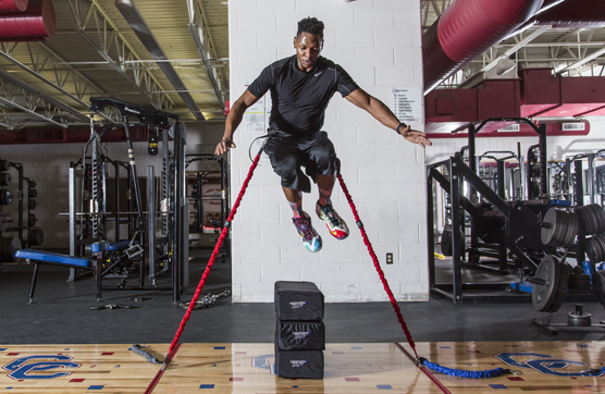 Improve Lower Body Power with the Jump-X System