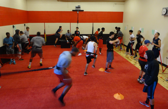 Using a Circuit Training Approach for Improving Strength, Speed, and Agility at the High School Level