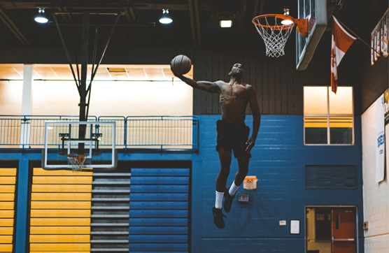Basketball Conditioning:  Converting Existing Lifting Platforms to Jump Training Stations
