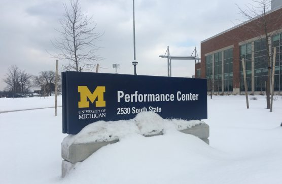 From Training Room to Playing Field: Michigan Athletic Medicine