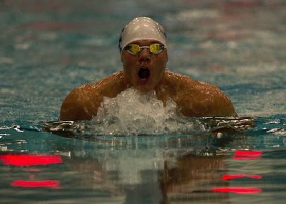 Inside Pine Crest Swimming Performance Program