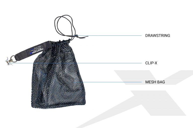 SPEED-X MESH BAG