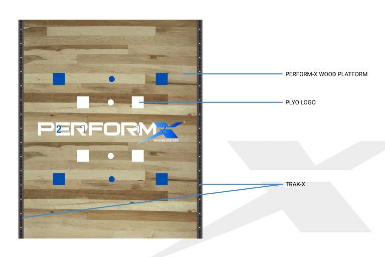 PERFORM-X Wood Platform