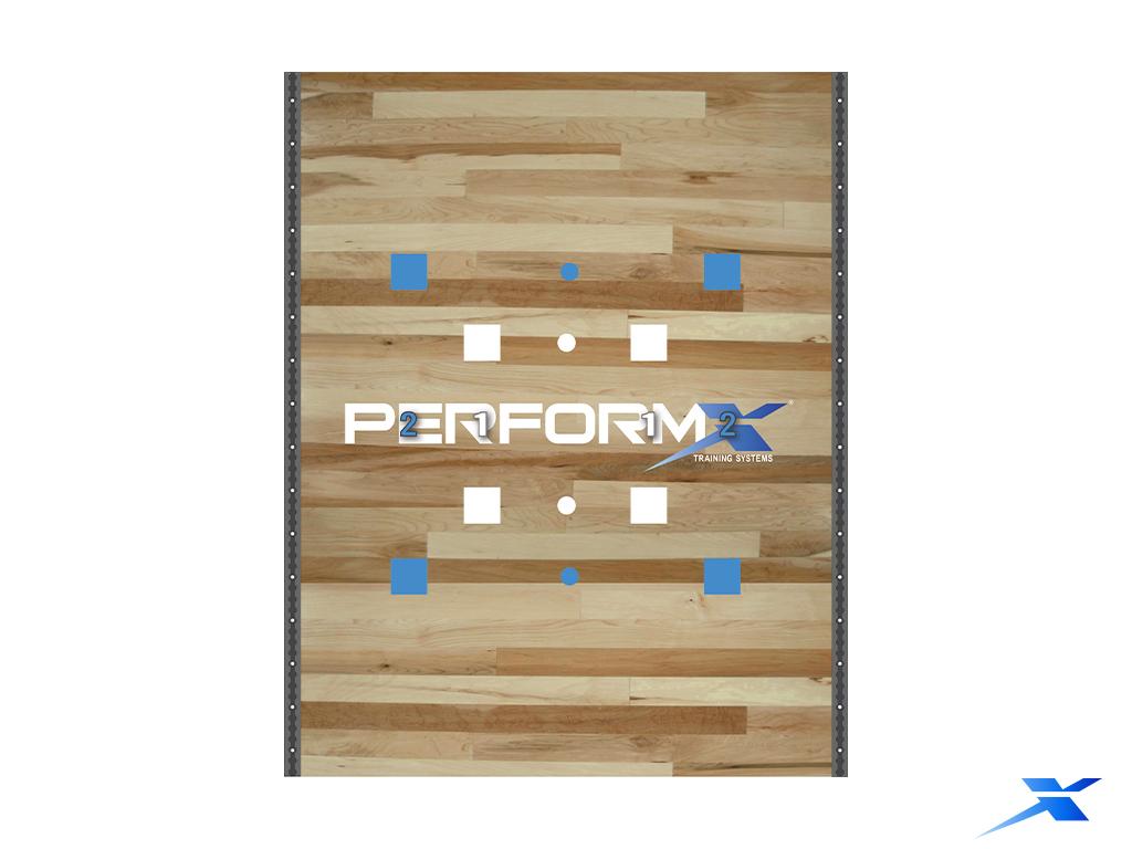 PERFORM-X Platform w/TRAK-X